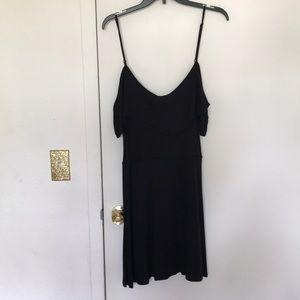 Adam Levine Black Short Dress